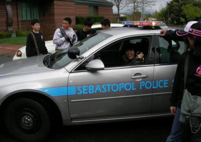 2007 Japanese Students in-Sebastopol