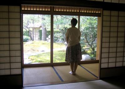 2007 Japanese garden