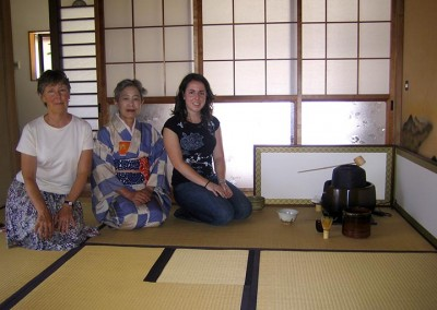 2007 Yamaguchi tea ceremony