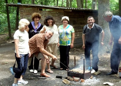 2011 Ukraine Host Family Picnic