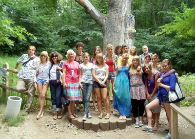 2011 Ukraine students