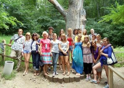 2011 Ukraine students