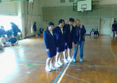 Middle School visit