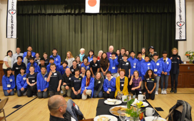 Exchange students from Japan visit Sebastopol this week