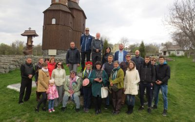 Sebastopol Adults Travel to Ukraine