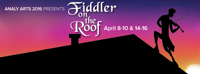 "Benefit Performance of ""Fiddler on the Roof"" at the Analy Arts Theatre Department"