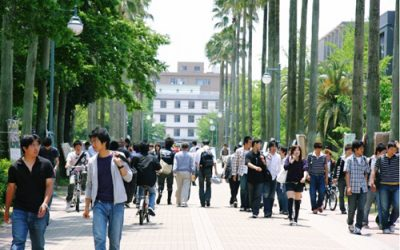 Looking for Host Families for Kagoshima University visiting students and professors