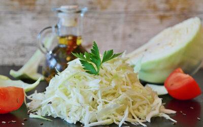 Ukrainian Cabbage Salad Recipe